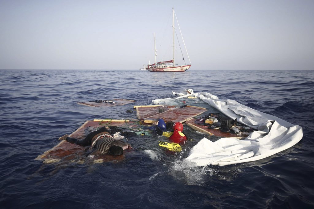 17 migrants perish crossing from Africa to Spain