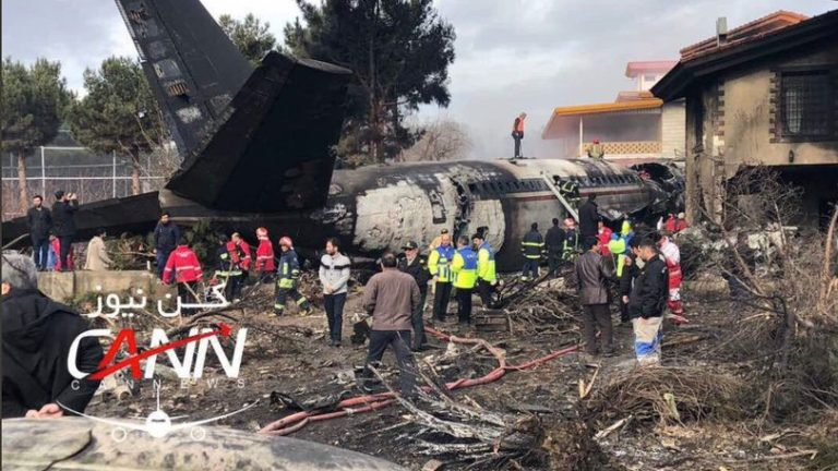 Military cargo plane crashes in Iran, killing 15 - army