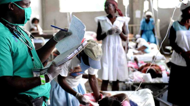 Zimbabwe vaccinates Urban dwellers against Cholera