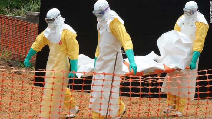 Ebola virus infects 300 people in eastern Congo – Official