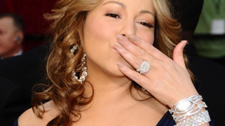 Mariah Carey sells her Engagement ring   Plus TV Africa