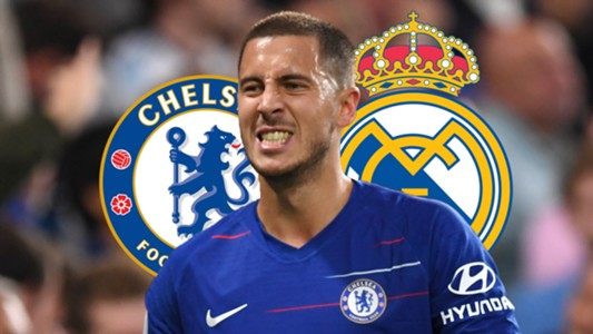 Chelsea chairman Buck: We'll do what's needed to have Hazard stay