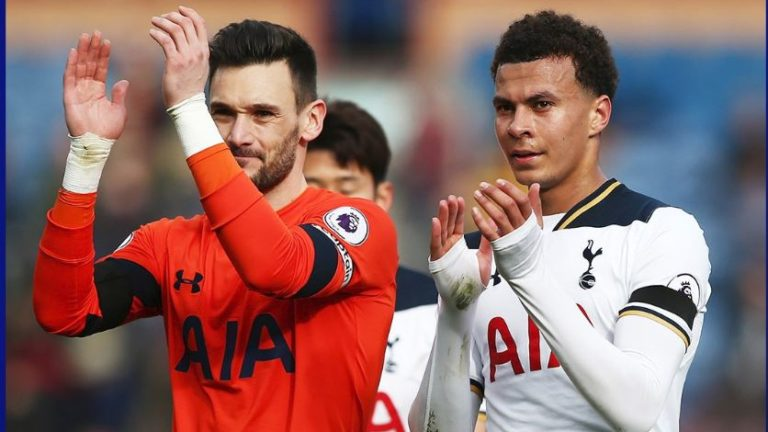 Tottenham to be without Lloris and Alli for Reds clash