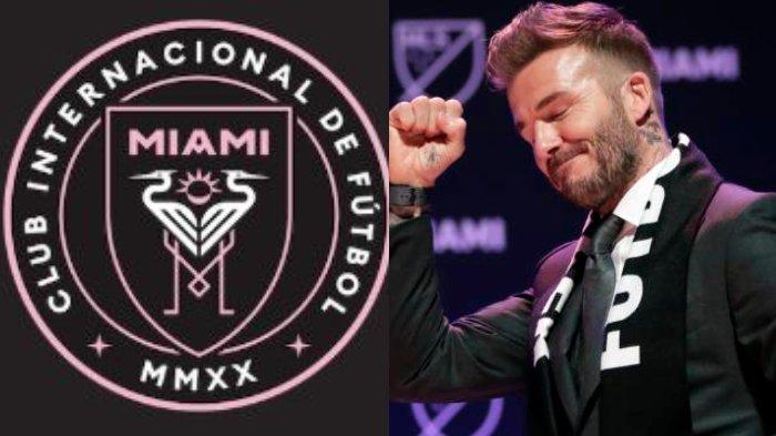 0255c55faa6 David Beckham s MLS soccer team s name has been revealed as Club  Internacional de Futbol Miami or Inter Miami FC.