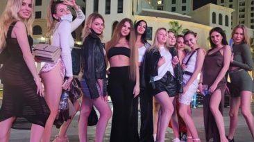 Dubai Authorities to deport Naked Balcony Photoshoot Crew