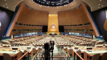 African Leaders call for vaccine equity 76th UNGA