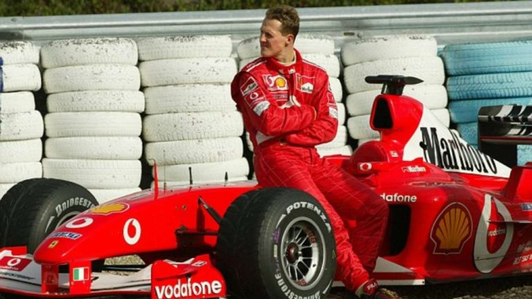 Ferrari host special exhibition to honour Schumacher's birthday