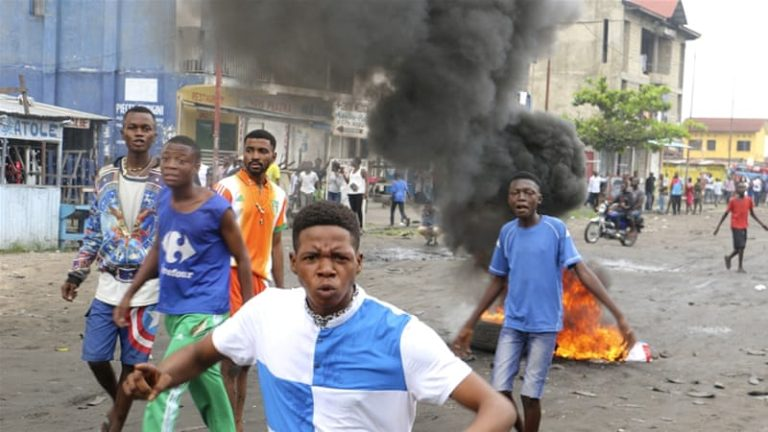 DRC elections: At least 100 people allegedly dead from ethnic clashes