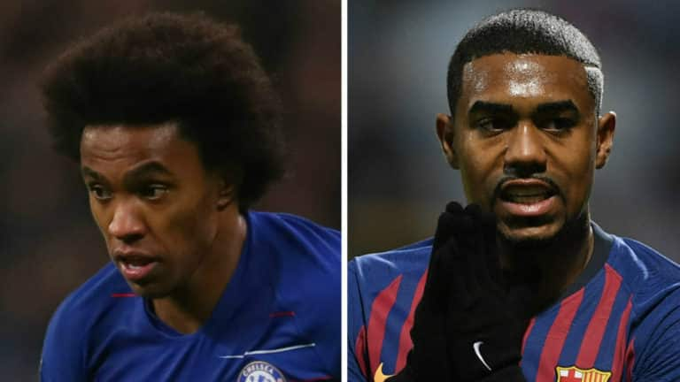 Transfer: Willian takes final decision on joining Barcelona from Chelsea