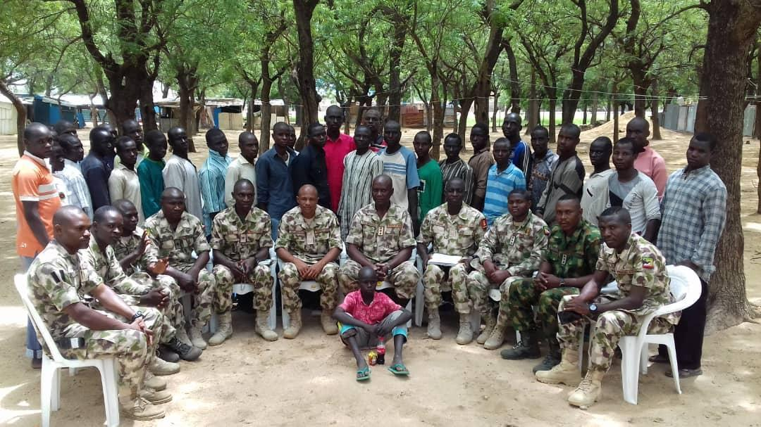 Sani Mohammed alleges Army Lies about Boko Haram's Defeat