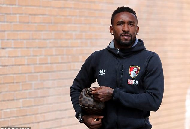 Two Recall Options To Be In Jermain Defoe's Rangers Loan