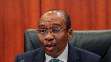 Emefiele bans sale of Forex to Bureau De Change