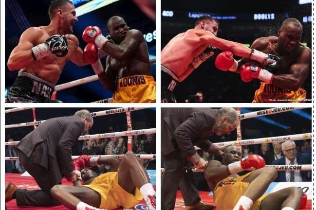 Doctors provide update on condition of Montreal boxer Adonis Stevenson