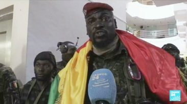 Col. Mamady Doumbouya