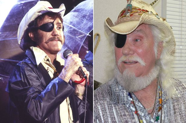 Dr. Hook singer Ray Sawyer dead at 81