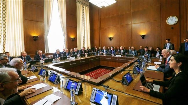 Major powers report progress on new Syria constitution body