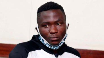 Masten Wanjala escapes police custody