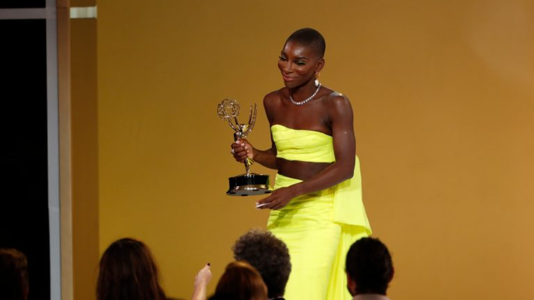 Michaela Coel becomes first African to win an Emmy
