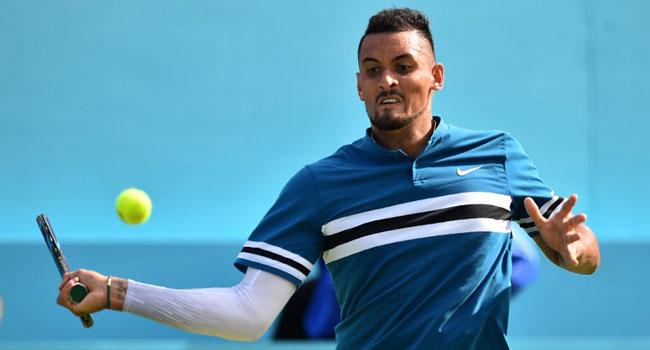 Kyrgios underdone for Brisbane ATP defence
