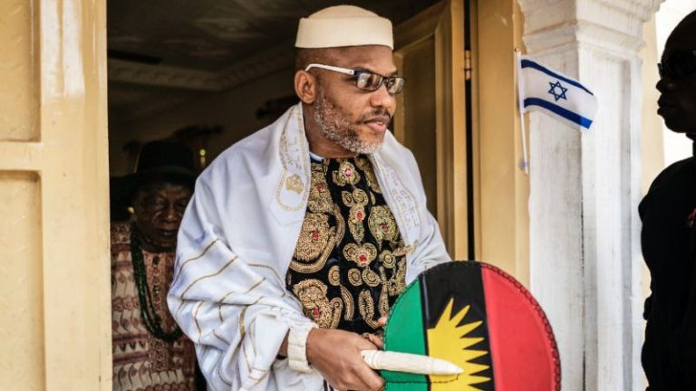 Lai Mohammed: Kanu will be tried for threatening Nigeria's Unity