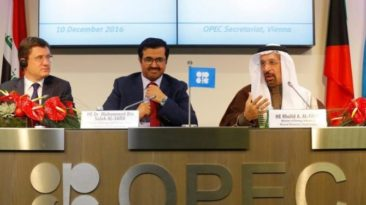 Oil Trading moderately up as UAE and Saudi Arabia reach Truce