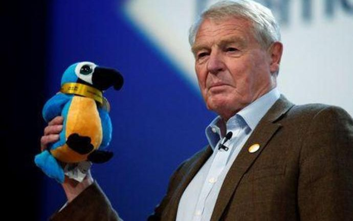 Praise for 'inspirational' Paddy Ashdown following his death aged 77