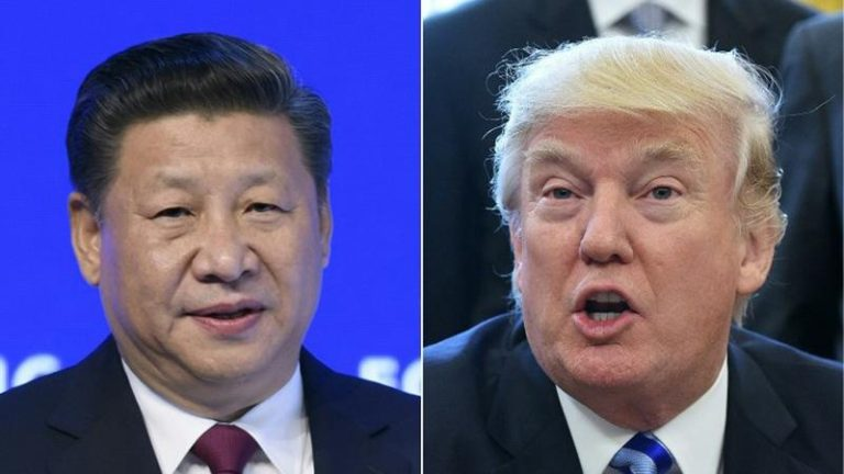 China's Xi Jinping calls on Donald Trump for trade compromise