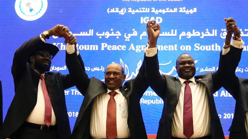 President of South Sudan to mediate Sudan peace talks