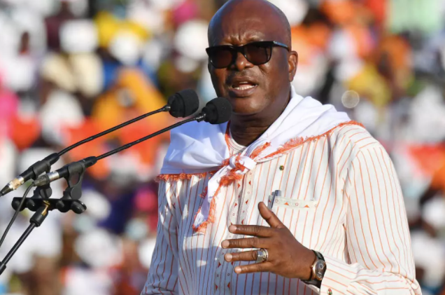 President Kabore of Burkina Faso has warned against the scheduled July 3-4 nationwide protests in the country against terrorism on grounds that the strike will do nothing to solv