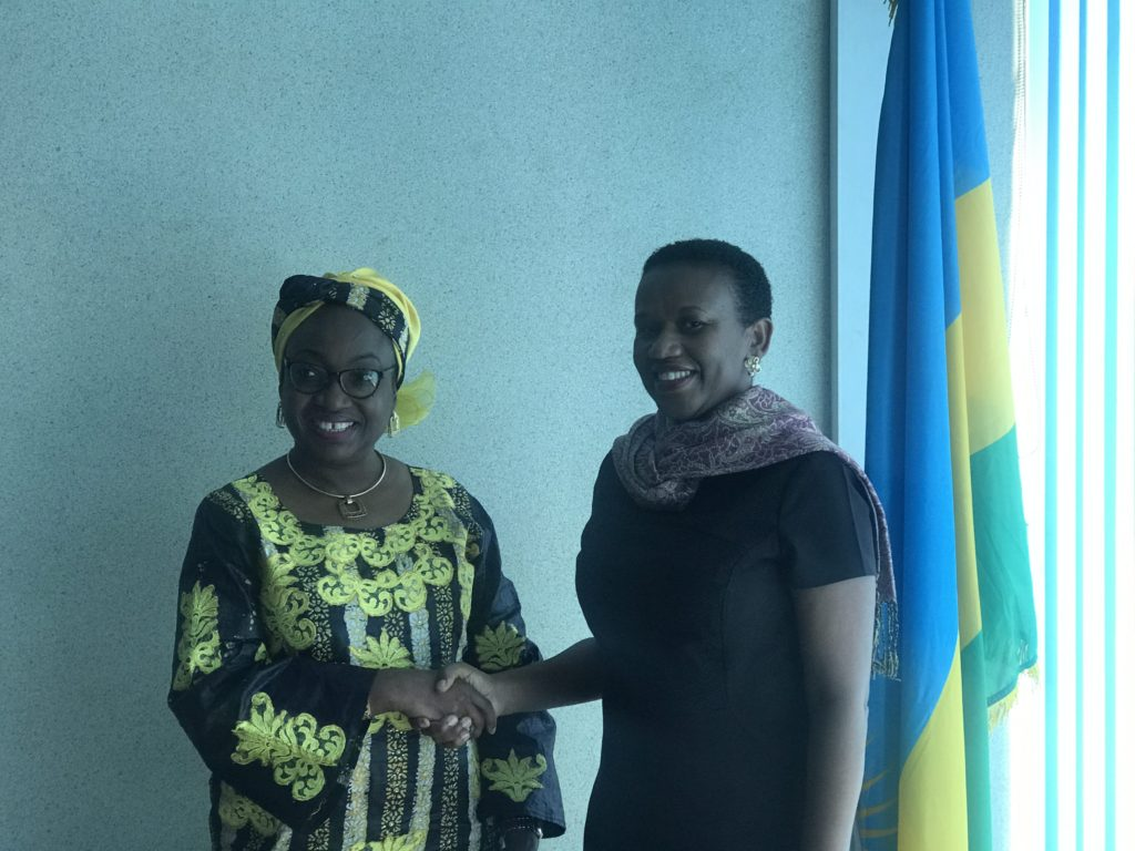 Rwanda to partner Nigeria on North East Public Service Reform