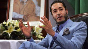Saadi Gaddafi cleared of Murder, Flies to Turkey