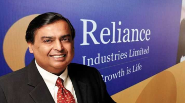 Indian business tycoon, Mukesh Ambani has joined the league of the richest people on the globe. The chairman of Reliance Industries is now worth