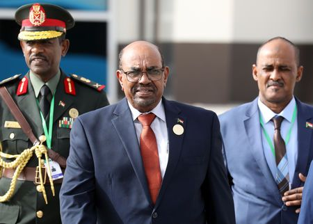 Sudan President becomes first Arab leader to visit Syria since civil war