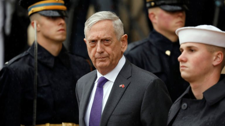 Trump was so irritated by Mattis's resignation he pushed him out early