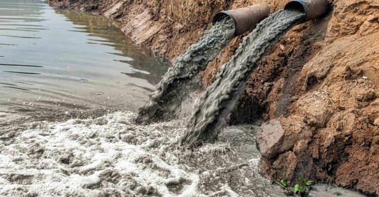 UGANDA wastewater plant