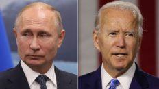 Biden and Putin to meet today over U.S Russia Relationship