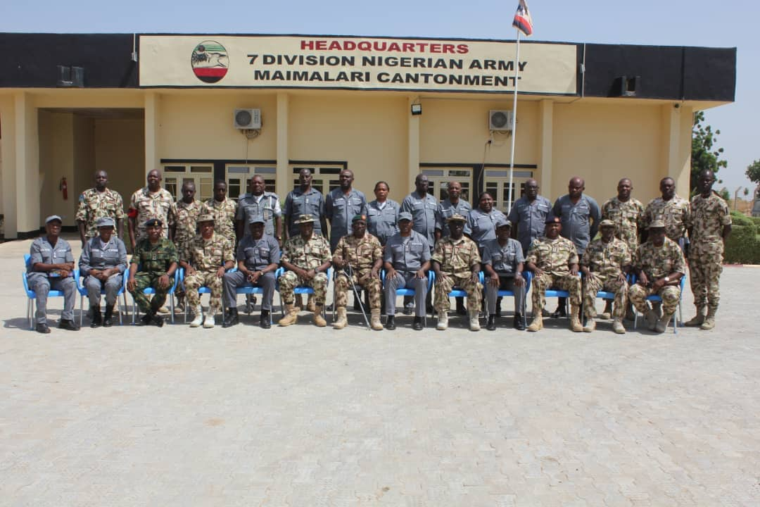 Army, Customs seeks collaboration