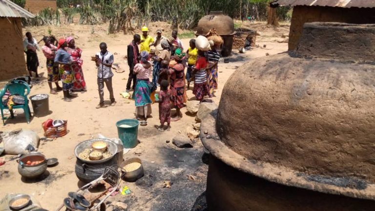 DISPLACED IRIGWE PEOPLE APPEAL FOR ASSISTANCE