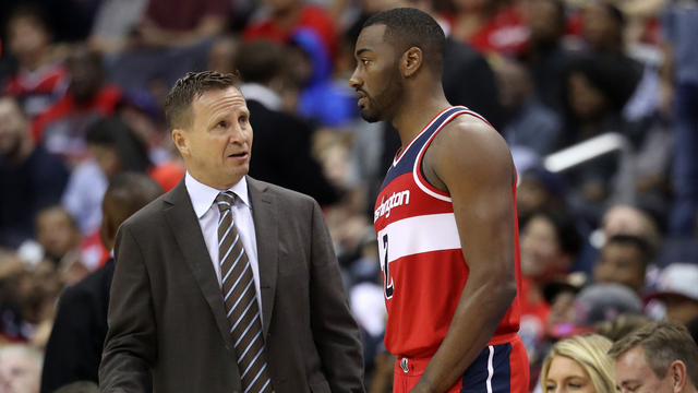 John Wall fined by Wizards for unloading on Scott Brooks