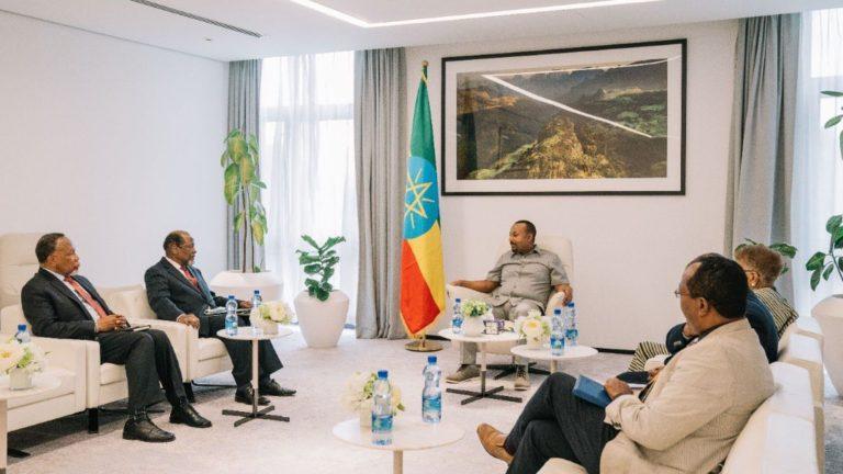 abiy ahmed ethiopian prime minister