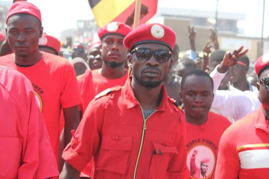 After 6 months in Jail, Bobi Wine's Supporters finally released