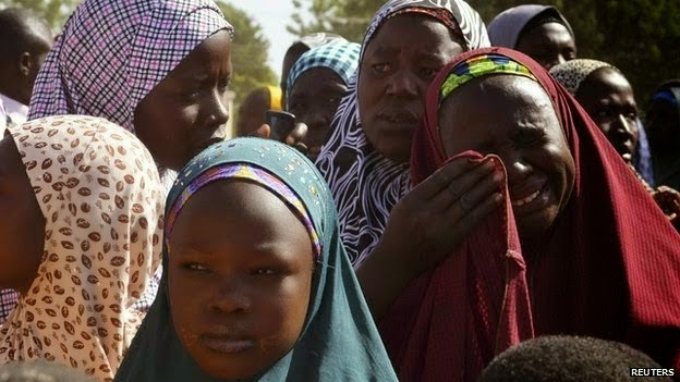 Six women and nine children who were kidnapped in Nigeria a few months ago have managed to free themselves and escape from their captors. The 15 hostages were taken from farming towns in Borno's Chibok area in separate districts.
