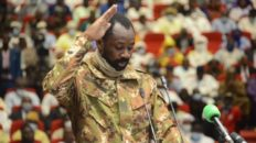 Mali marks 61st Independence Anniversary with Military Parade