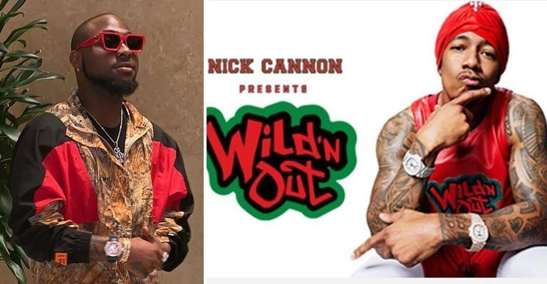 Davido Appears On Nick Cannon's Wild n' Out