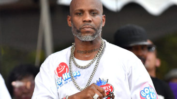 dmx on life support after heart attack