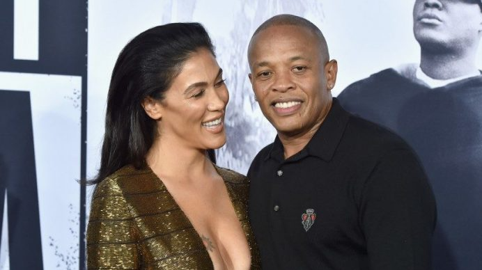 dr dre to pay spousal support