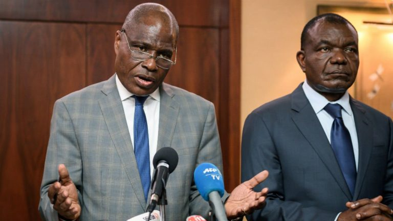 Congo election commission summons presidential candidates for urgent meeting