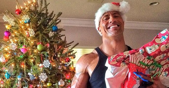 Dwayne Johnson gives mother new home for Christmas