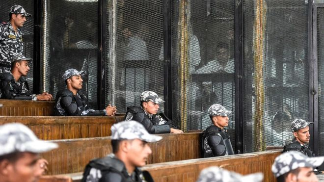 Court confirms death sentence on 75 in Egypt's sit