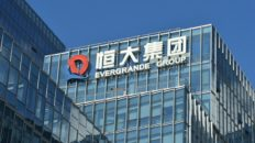 Evergrande Construction workers demand overdue Pay